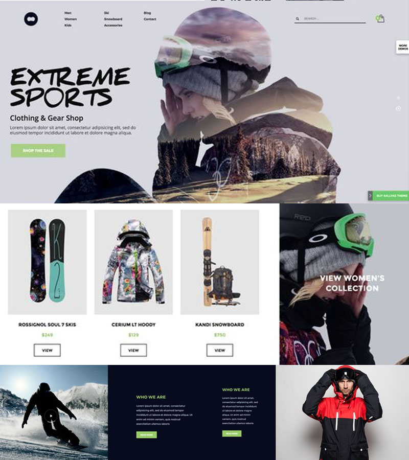 เว็บไซต์ขายอุปกรณ์กีฬา